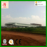 Structure를 위한 전 Fabricated Steel Warehouse