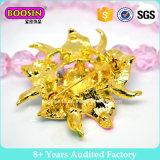 高品質のハンドメイドの華麗なラインストーンの花のブローチ