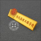 Prefect 기장, 주문 유명한 접어젖힌 옷깃 Pin (GZHY-LP-027)