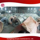 Bobina de acero inoxidable PPGL/PPGI de Gl de la pipa de acero
