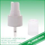 24/410 de pulverizador branco com nervuras ordinário da névoa dos PP para o líquido