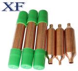 Secador de cobre do filtro para o refrigerador/componente mais seco do filtro/Refrigeration