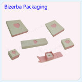 Cardboard professionnel Paper Jewelry Gift Packaging Box pour Wedding