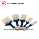 Cepillo de pintura de madera de la maneta (HYW0394)