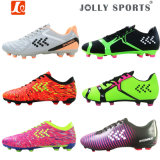 Athletic Functional Soccer Football Shoes com pregos para homens