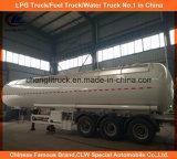 ASME 56000L LPG Gas Trailer 25tons LPG Tank Trailer 20tons LPG Trailer für Tanzania