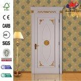 Porte de luxe classique particulièrement moderne d'artisan