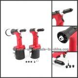 Rebitador hidráulico pneumático do vácuo automático/rebitador poderoso/grande curso