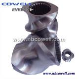 Bimetallische doppelte Schrauben-und Zylinder-Elemente für Plastikextruder