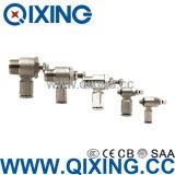 이음쇠 압축 공기를 넣은 분대를 연결하는 금속 강요는 빨리 공기 이음쇠를 연결한다