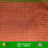 Tela de imitación de la memoria del telar jacquar del poliester para la capa caliente
