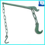 Auspeitschung des Kettenspanner-Hebels|Schweißung peitschenChhain|13mm peitschenkette
