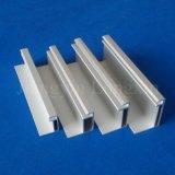 Marco de aluminio anodizado plata para el panel solar