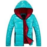 OEM 겨울 옥외 아래로 방풍 Hoody 남자 재킷