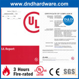 4X4X3 dobradiça do UL do aço inoxidável 316 para a porta de incêndio
