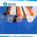 Tubos redondos coloridos Todo-Transparentes del acrílico PMMA