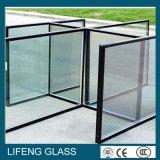 Baixo-e vidro isolado, vidro isolado térmico da isolação sadia