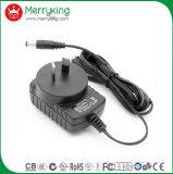 AC de gelijkstroom Geregelde Adapter van de Macht 24VDC 500mA voor Au