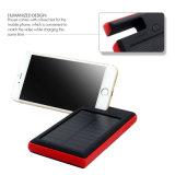 携帯電話のための多機能のリチウム電池の太陽エネルギーバンクの充電器
