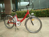 2015 Nieuwe Fashion Electric Bicycle 250W 36V voor Lady