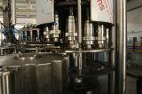 Máquina que capsula de relleno que se lava en botella del jugo