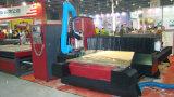 Máquina elevada do Woodworking do ATC da configuração com o auto cambiador linear da ferramenta