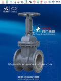 Soupape à vanne de cale d'acier de moulage de GOST Z41H-16C PN16