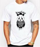 De nieuwe T-shirt van de Mensen van de Manier van de Stijl Katoen Afgedrukte