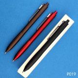 صنع وفقا لطلب الزّبون علامة تجاريّة بلاستيكيّة قلم فصيحة كتابة قلم على خداع