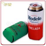 工場供給によって印刷されるネオプレンの短い缶のクーラー