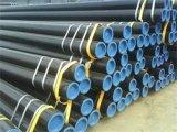 tubo d'acciaio senza giunte del tubo di olio 1inch api 5L con vernice nera