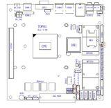 Новое гнездо 1150 Intel H81 DDR3l прибытия LGA Mainboard