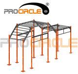Los aparejos derechos libres de Crossfit de la competición levantan el sistema del aparejo (PC-CR2004)