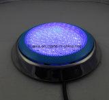 Luz de la piscina del acero inoxidable LED de la alta calidad 18W de la fábrica de China
