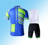 Honorapparel 2016 personalizou a alta qualidade respirável Anti-UV que dá um ciclo Jersey
