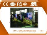 Indicador de diodo emissor de luz da tela do vídeo de cor cheia de Abt/anúncio ao ar livre