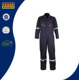 De Brand van het Kruippakje Stomper/van Workwear Jumpsuit/- Overtrek van Workwear van de Veiligheid van het Overtrek van de vertrager het Weerspiegelende
