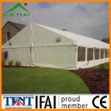 Крыша украшения свадебного банкета прозрачные и сень шатра стены