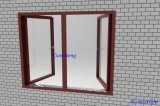 CommercialおよびResidential BuildingのためのカスタマイズされたHighquality 503series Aluminum Casement Window