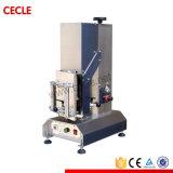 Machine de capsulage de confiture en boîte par vide électrique rotatoire
