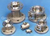 鍛造材の部品、真鍮の部分、機械化の部分、アルミニウム鍛造材の部分の機械装置Part/CNCの機械化またはフランジのステンレス鋼304/Forgedのフランジの炭素鋼