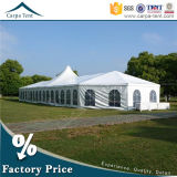 PVC Fabricとのヨーロッパ式のStrong Snow Loading Winter Mixed Marquee Tent