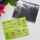 Etiqueta engomada de papel de goma del imán del refrigerador del rompecabezas para el estudio de los cabritos