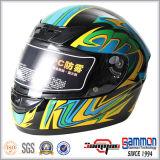 美しい太字のオートバイのヘルメットのモーターバイク/十字のヘルメット(FL105)