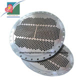 Soem Highquality Steel Tubeplate/Tubesheet für Heat Exchanger (ZH-STP-002)