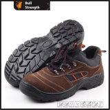 Обувь техники безопасности на производстве высокого качества цвета Brown