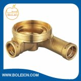 Ajustage de précision de pompe de carter de pompe d'en cuivre de qualité de bloc moulé de pesanteur