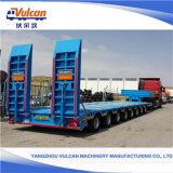 Kundenspezifischer hydraulischer Multi-Welle 40-80tons halb Schlussteil