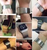 Wristband della vigilanza del Apple dell'acciaio inossidabile
