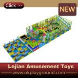 Campo de jogos interno das crianças plásticas da alta qualidade do baixo preço (T1505-2)